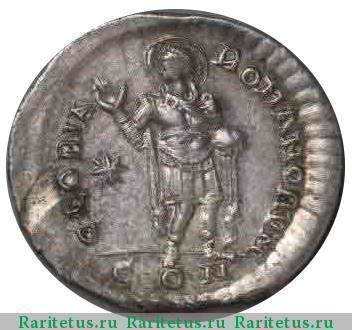 Изображения надписи и номинал монеты